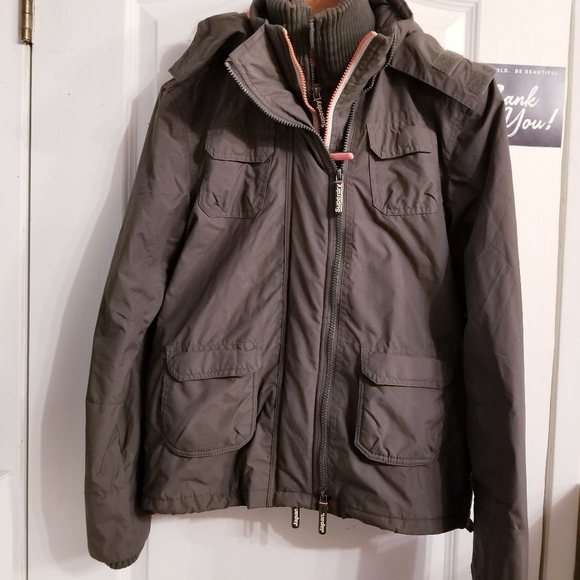 Superdry Japan Windcheater Jacket